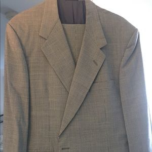 Men's Suit Tom James